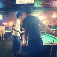 Photo taken at Main Street Bar & Billiards by Brooklyn M. on 4/20/2013
