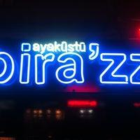Photo taken at Ayaküstü Bira'zz by Baybaydar on 10/8/2012