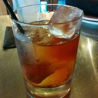 Photo taken at Luxe Bar and Grille by Matthew B. on 9/4/2015
