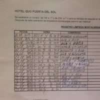 Foto tomada en Hotel Quatro Puerta del Sol por Aina M. el 8/14/2014