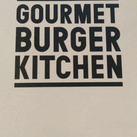 Photo taken at Gourmet Burger Kitchen (Basingstoke) by James S. on 4/4/2014