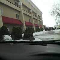 Photo taken at Baymont Inn & Suites Mt. Pleasant by Kelly R. on 2/14/2014