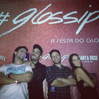 Photo taken at #Glossip by Araruna R. on 8/10/2013