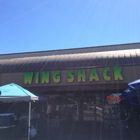 Photo taken at Wing Shack by Crystal R. on 10/5/2014