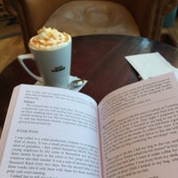 Photo taken at Caffè Nero by Closed on 3/3/2015