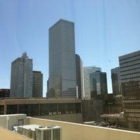 photo taken at hilton garden inn denver downtown by james p on 718 - Hilton Garden Inn Denver Downtown