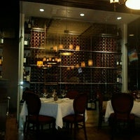 Photo taken at Wolfgang's Steakhouse by Nathan R. on 1/10/2013