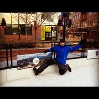 Photo taken at Boulder Ice Rink by Misha B. on 12/9/2012