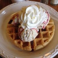Photo taken at Jarrettsville Creamery & Deli by Diane G. on 2/7/2015