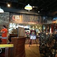 Photo taken at Dinosaur Bar-B-Que by Katie B. on 6/23/2013