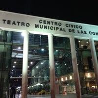 Photo taken at Teatro Municipal de Las Condes by Jonathan J. on 5/1/2013