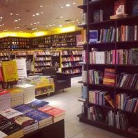 Photo taken at Saraiva MegaStore by Willian G. on 1/31/2013
