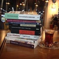3/13/2015 tarihinde Derya O.ziyaretçi tarafından BKM Kitap Kırtasiye Kafe'de çekilen fotoğraf