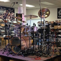 Photo taken at Explorer's Percussion by James B. on 10/16/2013