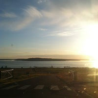 Photo taken at Chambers Bay Golf Course by Sun Young A. on 6/16/2013