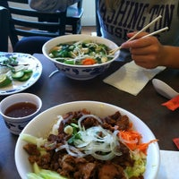 Photo taken at Lucky's Pho by Sun Young A. on 6/24/2013