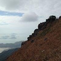 Photo taken at Lantau Trail (Section 3) 鳳凰徑(第三段) by Janet L. on 1/25/2014