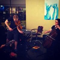 Photo taken at Fringe Salon by James D. on 6/9/2013