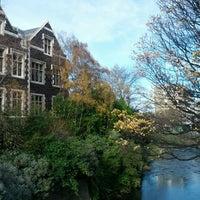 Photo taken at University Of Otago by Chau L. on 6/1/2013