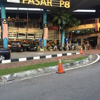 Photo taken at Pasar Awam, Presint 8 by Danial I. on 1/22/2016
