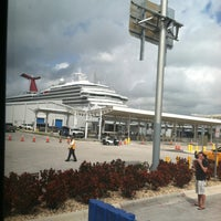 Photo taken at Carnival Victory by Anj'e S. on 2/23/2013