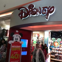 Photo taken at Disney store by Bernardo S. on 12/18/2016