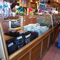 Photo taken at Laguna Negra Chocolates by Lulu M. on 2/12/2013