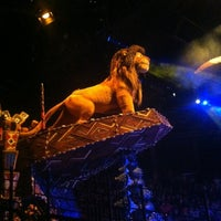 Photo taken at Festival of the Lion King by Jaime (MoMo) S. on 11/26/2012