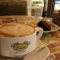 Photo taken at Crumbs Elysee by Donna M. on 10/24/2012