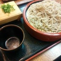 Photo taken at 麺坊 蕎麦博 by Izumi on 7/10/2014