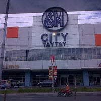 Photo taken at SM City Taytay by ✨Shiela T. on 12/15/2012