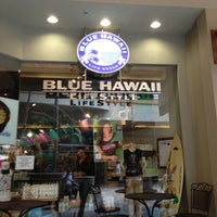 Photo taken at Blue Hawaii Lifestyle by Sei T. on 3/24/2013