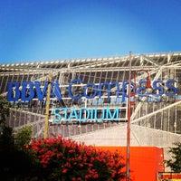 รูปภาพถ่ายที่ BBVA Compass Stadium โดย Joshua F. เมื่อ 6/23/2013