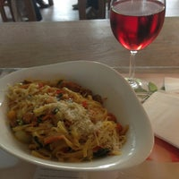 Photo taken at Vapiano by Anna N. on 6/1/2013