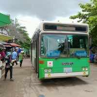 Photo taken at Vientiane Main Bus Station by zass on 9/8/2016