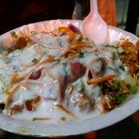 Photo taken at Sai Ram Chats by Vinay K. on 3/1/2015