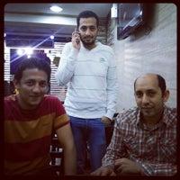 Photo taken at مشويات فتحي by Khaled A. on 4/22/2014