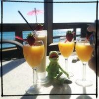 Photo taken at Lantana Beach by Kristiina R. on 11/1/2012