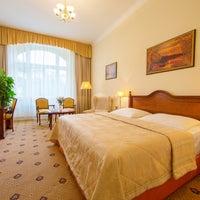Photo taken at Hotel Romance Puškin by Hotel Romance Puškin on 2/11/2017