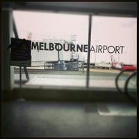 Photo taken at Melbourne Airport (MEL) by Dennis F. on 12/25/2012