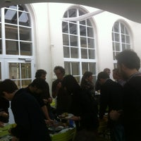 Photo taken at Agoranov by Lucas B. on 11/16/2012