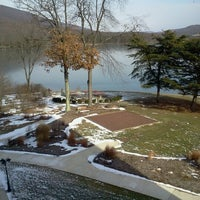 Photo taken at Rocky Gap Casino Resort by Olivia L. on 2/2/2013