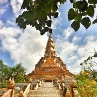 Photo taken at Wat Phra That Pha Son Kaew by JeEd z Z Q. on 10/22/2012