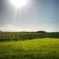 Photo taken at Paumanok Winery by David A. on 5/27/2013