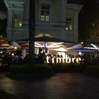 Photo taken at Timbré by B A. on 3/1/2013