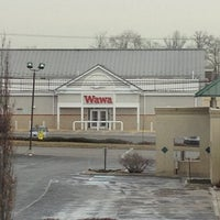 Photo taken at Wawa by Kathleen C. on 2/7/2013
