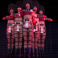 Photo taken at Le Crazy Horse by Le Crazy Horse on 2/13/2015