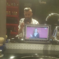 Photo taken at Salon İstanbul by Talha D. on 8/4/2016