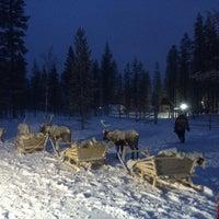 Photo taken at Lapland Safaris by Erwin K. on 12/28/2013