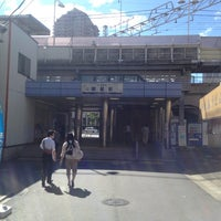 Photo taken at Keisei Sekiya Station (KS06) by Jun I. on 10/4/2012